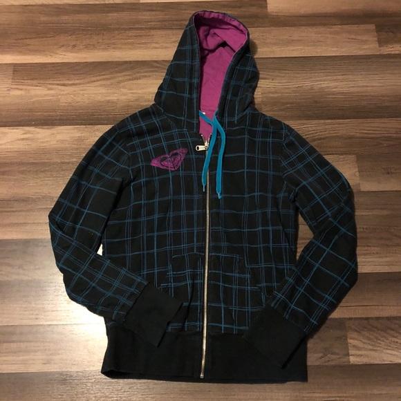 Roxy Tops - Roxy Hoodie Size Medium